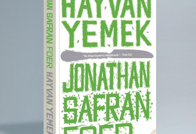 KİTAP: Jonathan Safran Foer'den