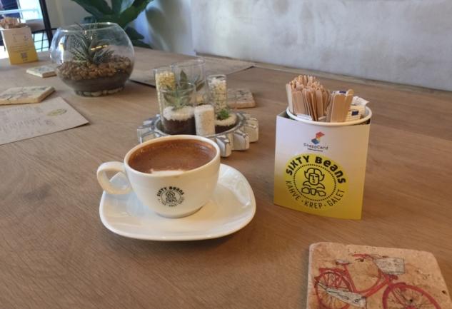 Sixty Beans: Topağacı'nda Kahve-Krep-Galet