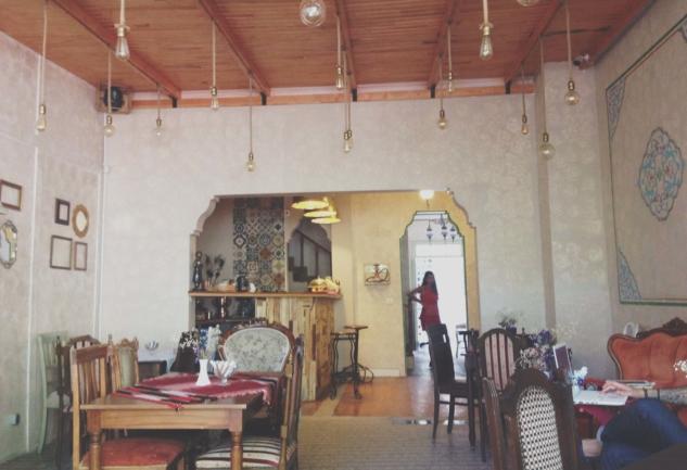 Yeşilköy'de Bir Lezzet Durağı: Kabak Cafe