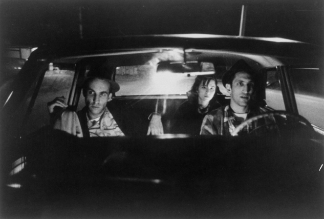 still-of-richard-edson,-eszter-balint-and-john-lurie-in-stranger-than-paradise-(1984)-large-picture