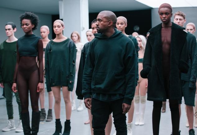 Kanye West İlk Koleksiyonuyla Türkiye'de!