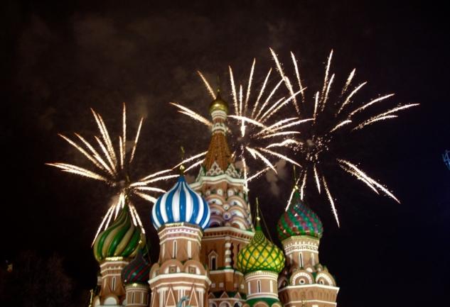 Karlar Ülkesinde Bir Yılbaşı: Moskova