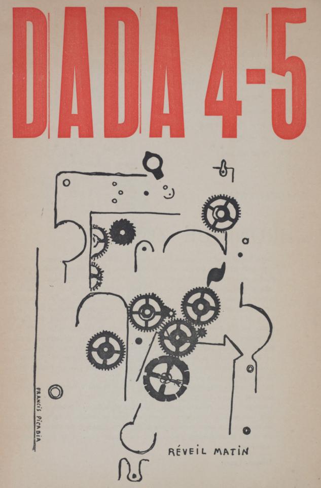 Francis_Picabia,_Réveil_Matin_(Alarm_Clock),_Dada_4-5,_Number_5,_15_May_1919