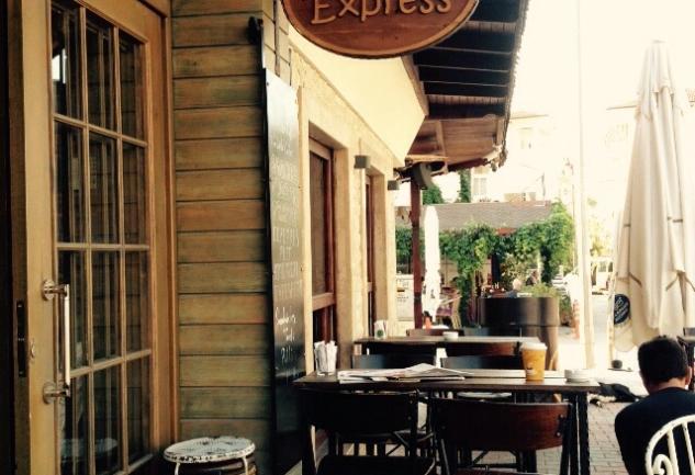 Akyaka'da Kahve Keyfi: Assos Express