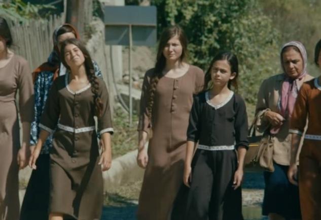 Mustang: Deniz Gamze Ergüven'in Ayakta Alkışlanan Filmi