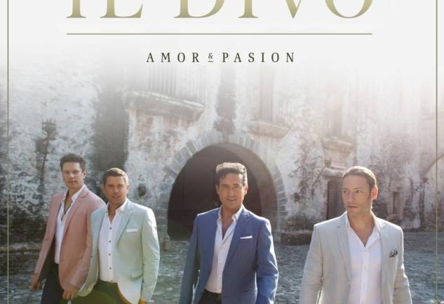 Amor & Pasión: Il Divo'dan  Pop ve Operayı Birleştiren Albüm