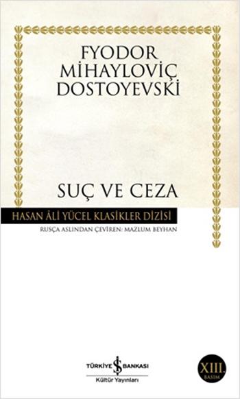 kitap – dostoyevski