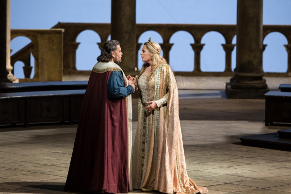 Akmerkez'de Opera: The Metropolitan Opera Live in HD