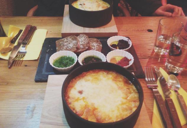 Paul's Lasagna: Parmak Isırtan Lezzet