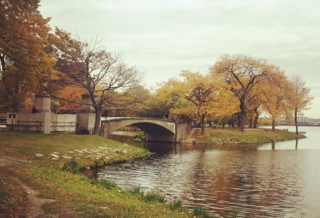 Boston: Tam Bir Sonbahar Şehri