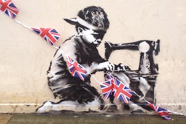 Duvarların Efendisi: Banksy