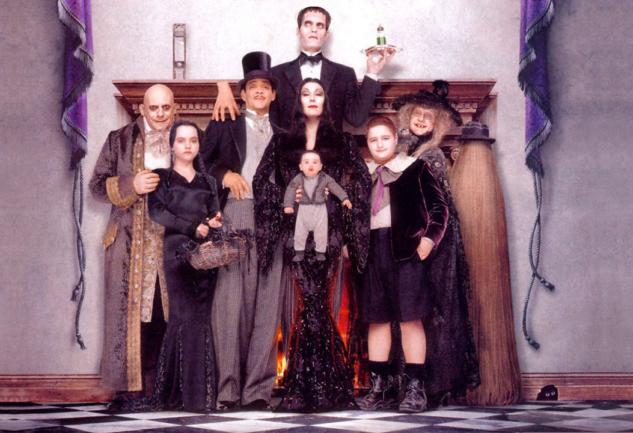 Nostalji Duygusu ve The Addams Family Values