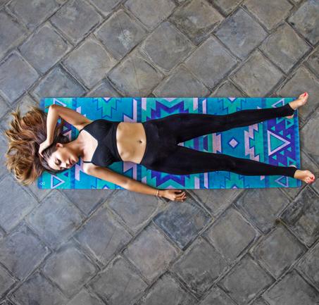 Yoga Design Lab, Yoga Matını Baştan Yaratıyor!