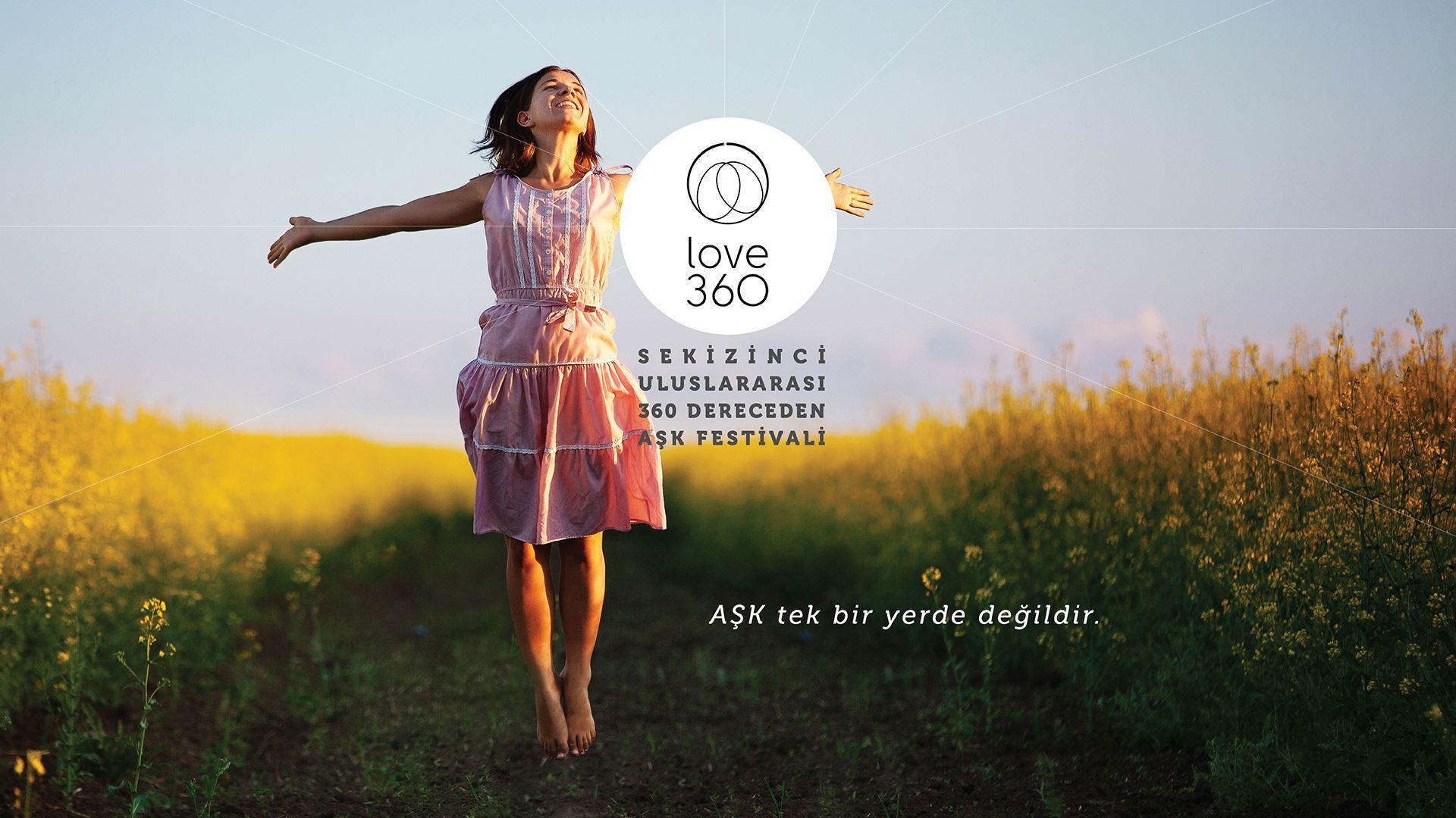 Aşk Şehirde: 8. Uluslararası 360 Dereceden Aşk Festivali