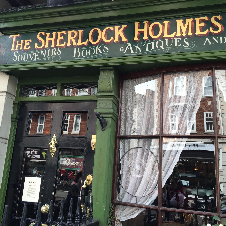 Sherlock'un Londra'daki Evi