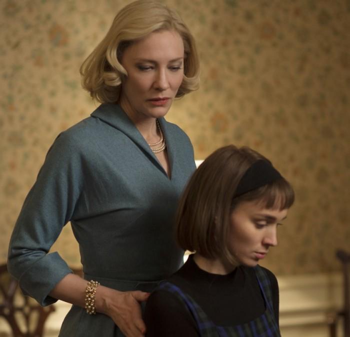 Carol: Büyüleyici Bir Aşk Hikayesinden Sahneler