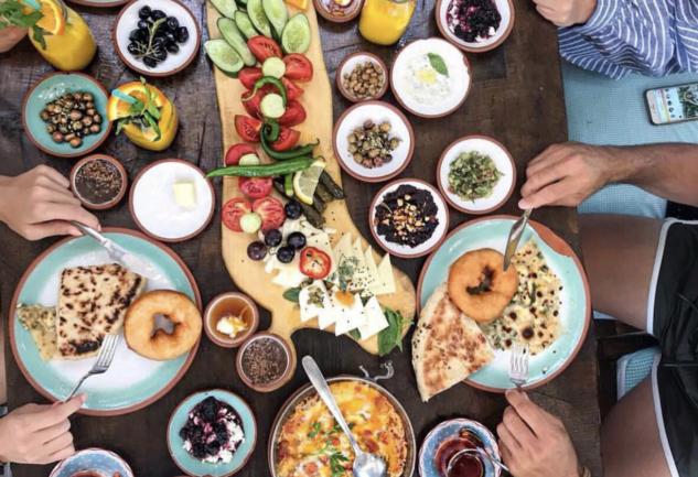 İstanbul'un En İyi Kahvaltı Mekanları: Güne Güzel Başlamak İsteyenlere!