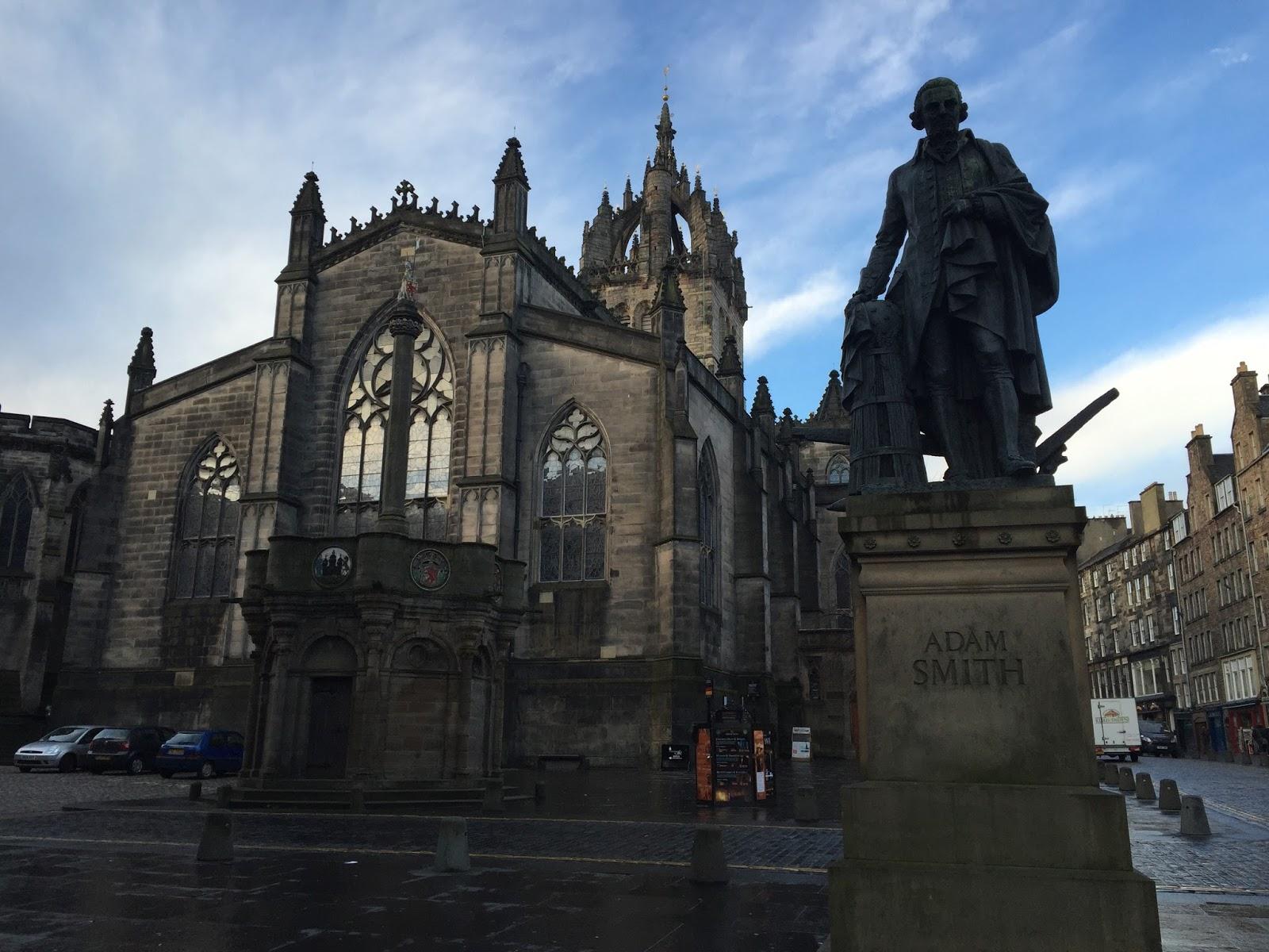 Harika Bir Hafta Sonu Kaçamağı Önerisi: Edinburgh