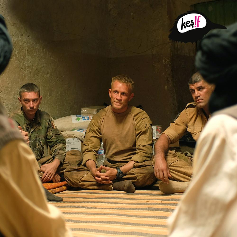 Fantastik Bir Savaş Filmi: The Wakhan Front