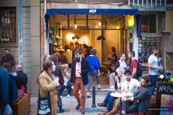 Nayn Café: Yeldeğirmeni'nde Lezzetine Hayır Diyemeyeceğiniz Mekan