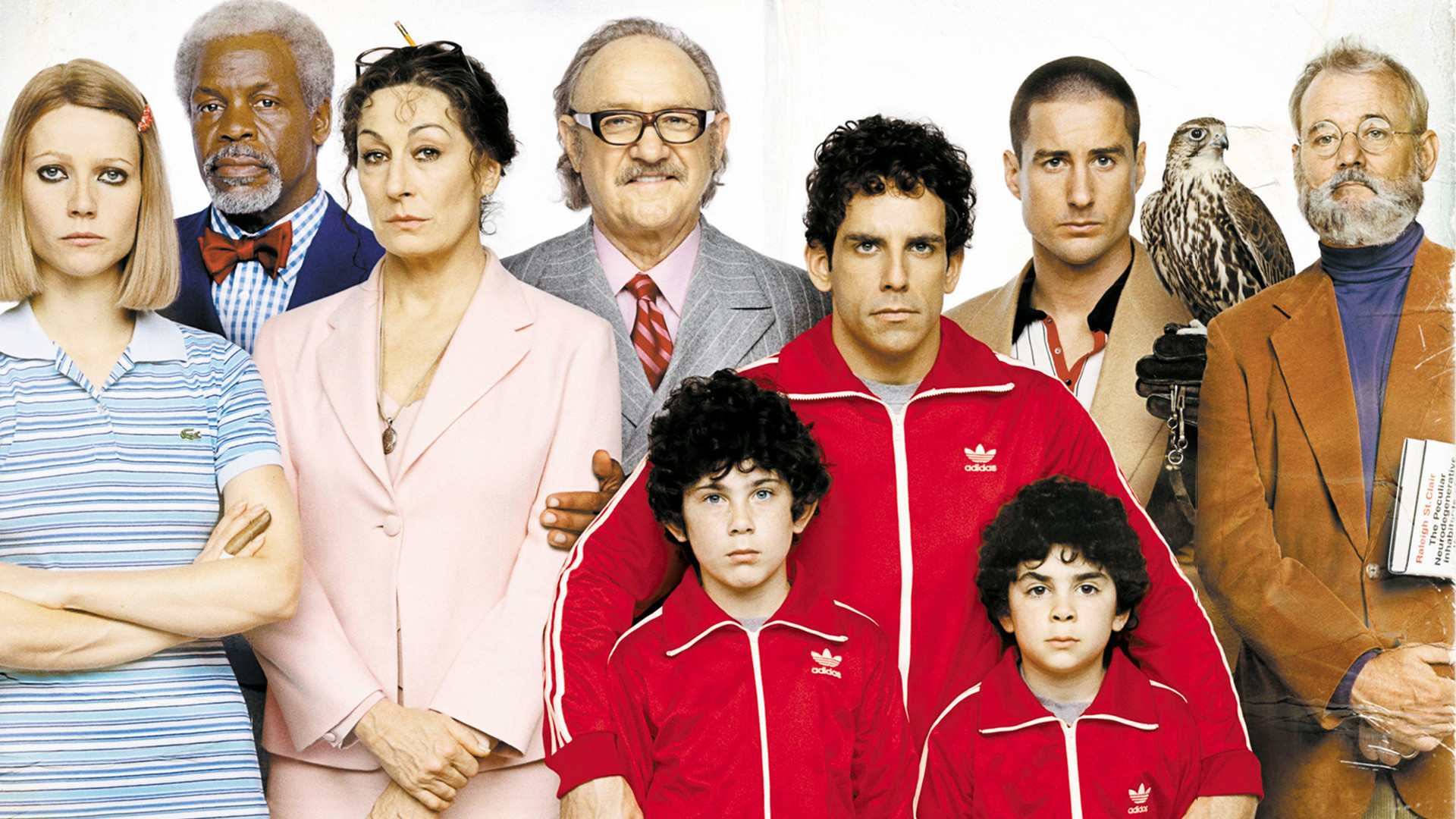 The Royal Tenenbaums: Bir Wes Anderson Masalı