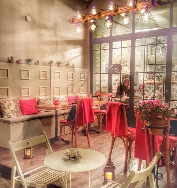 Yeldeğirmeni'nde Lezzet ve Huzur: Rucio Cafe