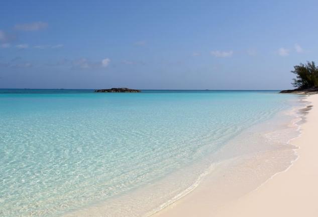 Bir Kış Masalı: Bahamalar