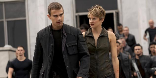 Allegiant: The Divergent Serisinin Üçüncü Filmi