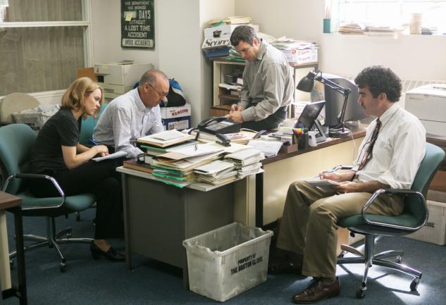 Spotlight: Araştırmacı Gazeteciliğe Bir Saygı Duruşu