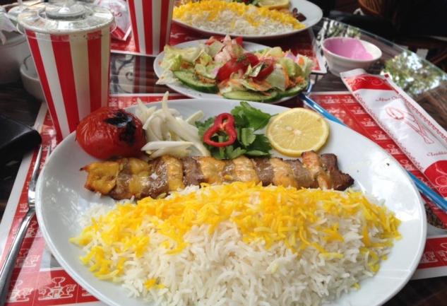 Ankara Keşifleri: İran ve Hint Mutfağı