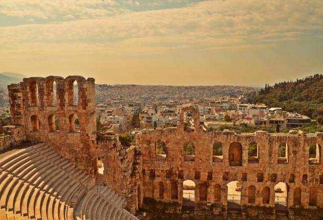 Kısa Kısa: İki Günde Atina
