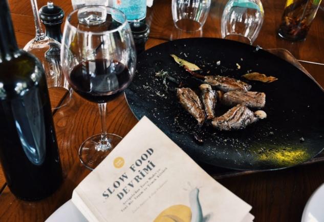 Slow Food Deneyimi Yemek Kulübü