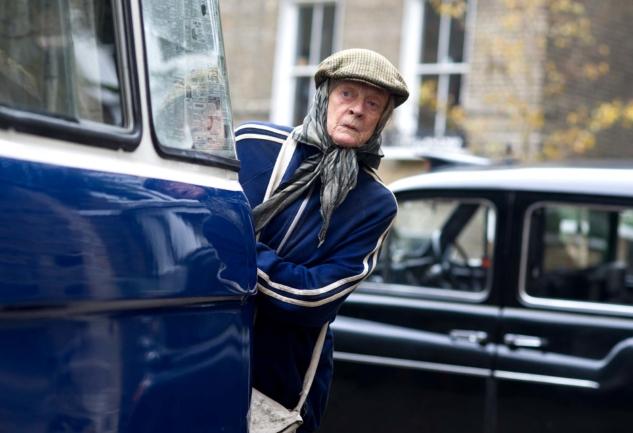 The Lady in the Van: Pis Bir Karavandan Çok Daha Ötesi