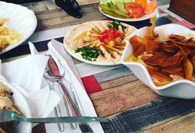 Farooj Al Zaeem ve İstanbul'da Halep Mutfağı