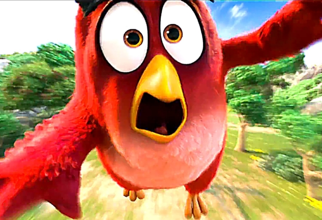 The Angry Birds Movie: Popüler Oyun Beyazperdede