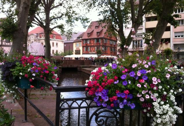Masalsı Şehir Colmar ve Çevresi