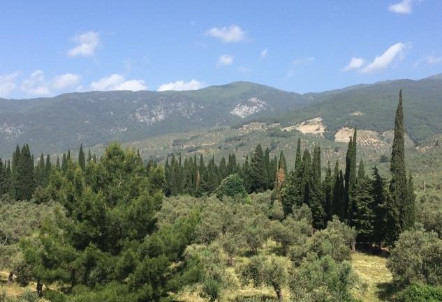 Oksijen Deposu: Kaz Dağları