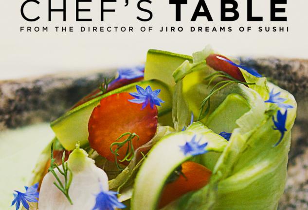 Netflix'ten Chef's Table: Aç Karnına İzlemeyin!