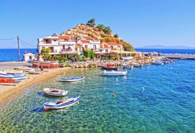 Yunan Adaları: Samos'tan Midilli'ye Masalsı Noktalar