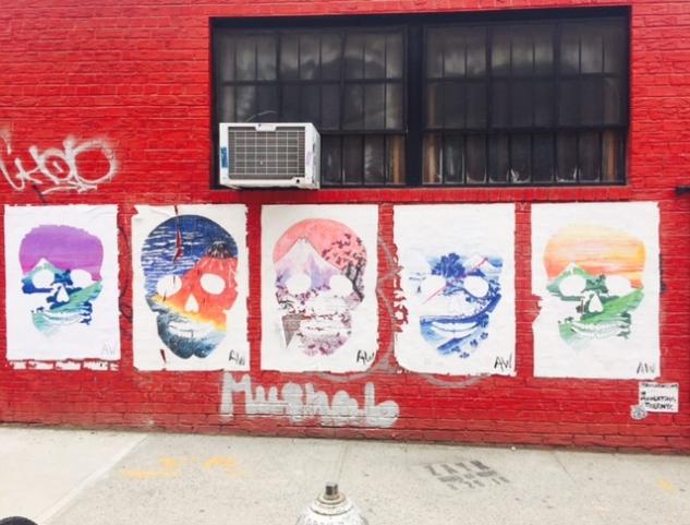 new york sokak sanati 25