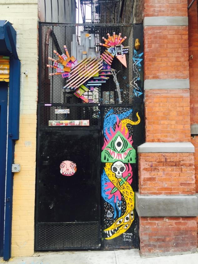 new york sokak sanati 28