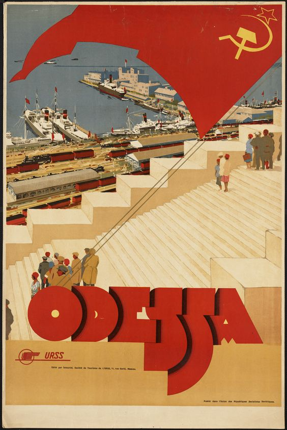 odessa soviet