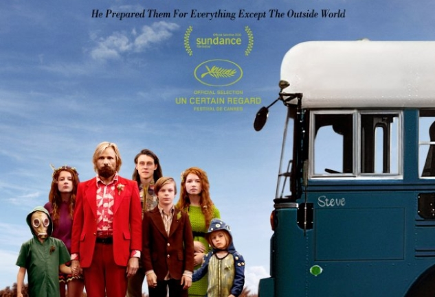 Adana Fim Festivali 3. Gün: Captain Fantastic (Kaptan Fantastik)