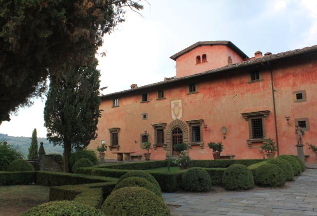 Huzur Bağlar Arasında, Toskana'da : 2. Bölüm
