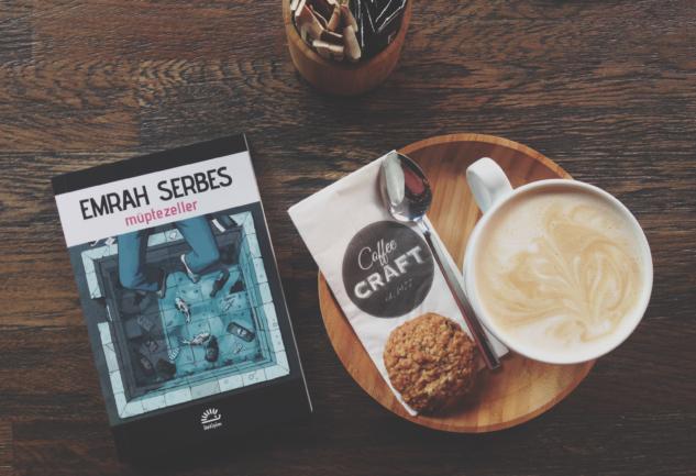 Bir Keşif, Bir Kitap: Kadıköy'de Coffee Craft ve Emrah Serbes'ten