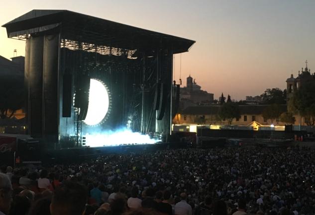 Yüksek Umutlar: Rattle That Lock Tour, David Gilmour