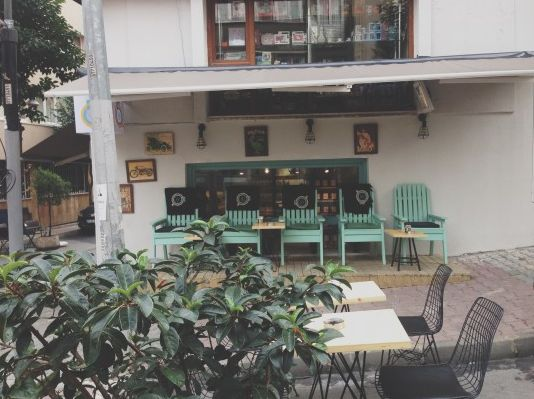 Teşvikiye'de Bir Gün: Akali, 5 Tea&Coffee Time, Spada Coffee