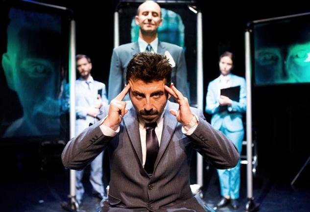 Tiyatro Adam Yine Tarz: İvan İvanoviç Var mıydı Yok muydu?