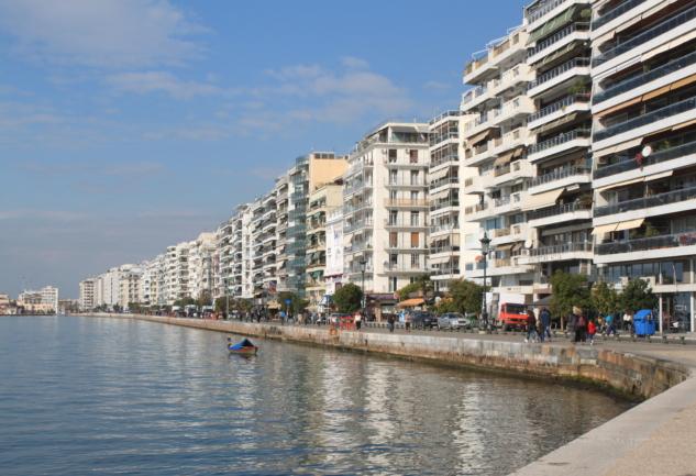 Deniz, Sanat ve Lezzet: Selanik Notları
