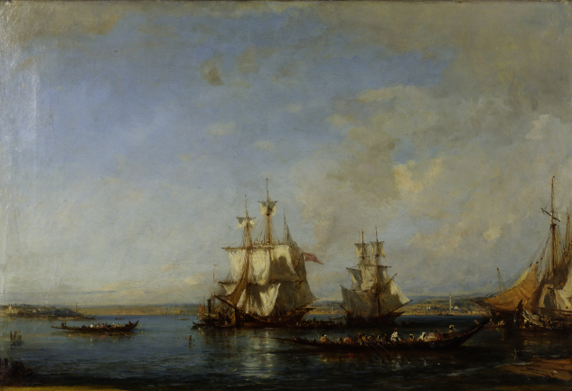 Işık Denizinde Bir Gezgin: Félix Ziem